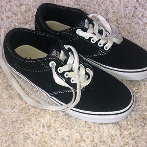 Black Original Vans